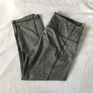 Victoria Secret Sport VSX Knockout Capri Pants